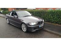 BMW 320cd 2.0 2005 CD Msport 6 speed fully loaded