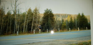 .89 acre Vacant Land in Tory Hill,  Haliburton County