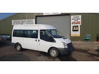 Ford Transit 300 TREND Minibus 9 Seat **59k Miles One Owner**
