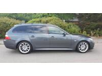 BMW 5 Series 520d M Sport Touring DIESEL AUTOMATIC 2008/08