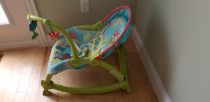 Baby chair Fisher price portable vibrating seat chair