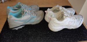 Women's Running/Walking Shoes (Size 8)