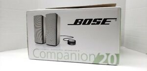 SPEAKER D'ORDINATEUR BOSE COMPANION 20 SEULEMENT 149.95$