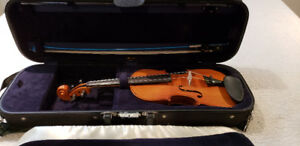 Intermediate 3/4 Size Violin, Excellent Condition