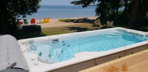 95° 365 ALL SEASON POOL BY JACUZZI