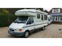 1998 Auto-Sleepers Legend FORD TRANSIT