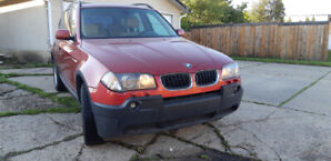 2004 BMW X3 for Sale for $3700