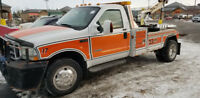 2004 Ford F-550 XLT Tow Truck Diesel For sale Delta/Surrey/Langley Greater Vancouver Area Preview