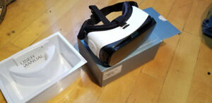 GearVR  SM-R322 - Virtual reality headset for Samsung Phones