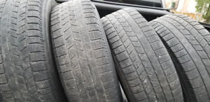 Snow tires from volvo S60 (Pirelli)
