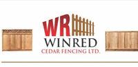 Fence installation (Win Red Cedar)