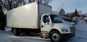 2005 Freightliner M2 24 Foot Box For Sale