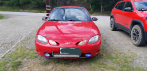 99 ford escort sport
