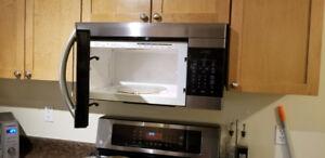 Microwave Rangehood