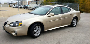 2004 Pontiac Grand Prix GT -Safety 35000 km