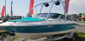 1994 SeaRay 180 Signature Bowrider boat w/4.3L, Wakeboard tower+