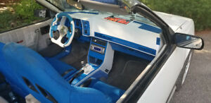 1988 z24 Cavalier Convertible, with 3400 engine