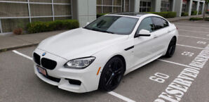 2015 BMW 650i Gran Coupe M Edition