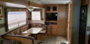 Springdale 266RL-SSR travel trailer in near new condition.