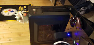 Selling gaming/streaming pc and setup