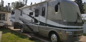 2007 national seabreeze motorhome XL 8321