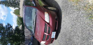 2002 dodge grand caravan . Only 159000 km. Good shape. Ad is