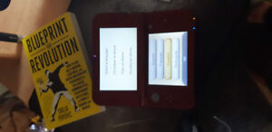 (New) 3DS Xl, With 5 Games
