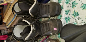 Men's and women's Snowboard boots