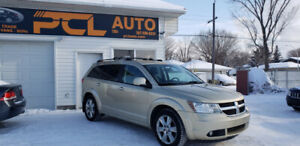 2010 DODGE JOURNEY R\T!ACTIVE!AWD!7PASS!FACTORY REMOTE STARTER!