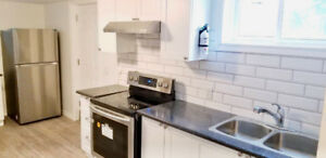 *Brand New Basement Apartment Available For Rent*