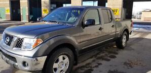 Nissan Frontier 2007 4x4