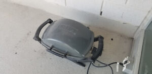 WEBER ELECTRIC PORTABLE BBQ