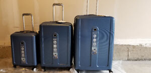 Brand New Delsey Provence 3 Piece Luggage Set