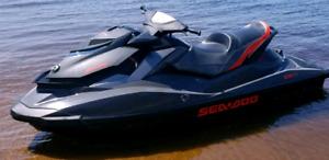 2013 Seadoo GTI 155 IBR with cruise