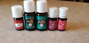 Brand New Young Living Essential Oils