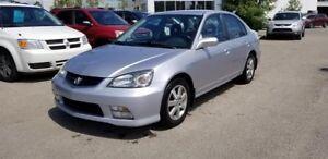 2004 Acura EL Sedan Premium 4AT