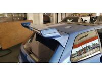 Citroen Saxo 1.6i VTR Show car max power