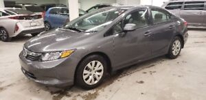 2012 Honda Civic LX *** LOW KM, 2 Sets of Tires, Power Opts***