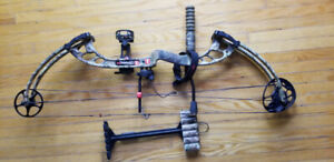 Left handed pse compound bow