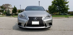 2015 Lexus IS250 AWD F SPORT  **LOW KM, GREAT CONDITION**