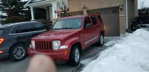 2009 Jeep Liberty Rocky Mountain edition