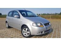 Chevrolet Kalos 1.4 Automatic SX, 5 Doors Hatchback.