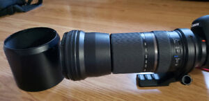 Zoom Lens 150-600mm Canon Mount