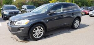 2010 Volvo XC60 AWD SUV *** SUNROOF, LEATHER, HTD STS ***