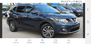 NISSAN ROGUE SL 2016 LEASE TAKEOVER