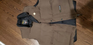 Limited edition brown Canada Goose Vest. M. Excellent condition
