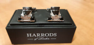 Harrods Cuff Links - Never worn and Rare!