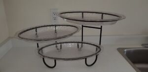 3 Tier Dish Stand