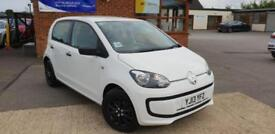 2013 Volkswagen up! 1.0 ( 60ps ) Take Up NEW SERVICE DONE MANUAL PETROL £20 TAX