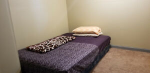 $450 2 Rooms with Kitchen : Fully furnished; amenities included